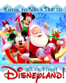 Disneyland Giveaway Free Enter to Win Utah Christmas Time