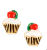 juicy couture cupcake earrings