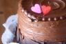 The Cherub Chocolate Cake by The Chocolate Dessert Cafe Bakery in Orem, Utah